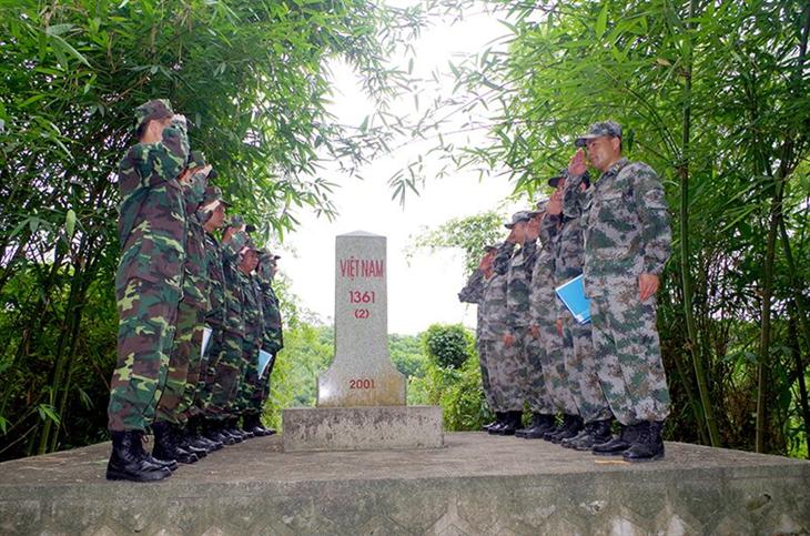 Triển khai đồng bộ các biện pháp sớm đưa Luật Biên phòng Việt Nam vào cuộc sống