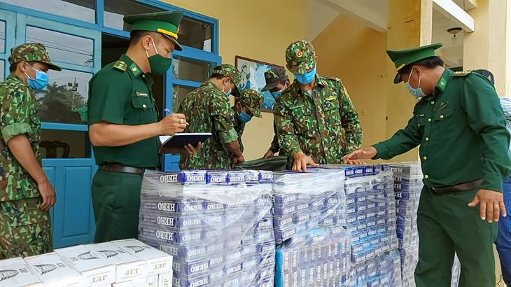 Đấu tranh quyết liệt với các loại tội phạm trên biên giới, vùng biển Kiên Giang
