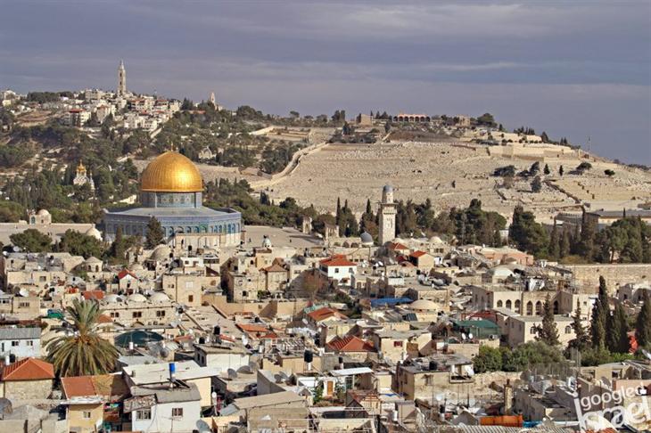 Nỗ lực hồi sinh giải pháp hòa bình tại Trung Đông