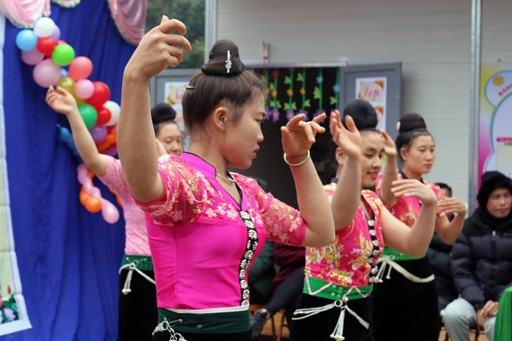 Sắc màu văn hóacủa dân tộc Xinh Mun