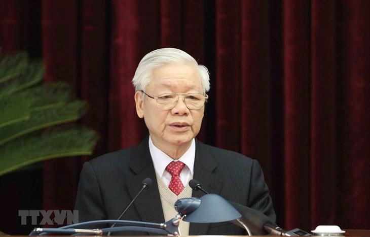 Toàn văn bài phát biểu khai mạc Hội nghị Trung ương 15 của Tổng Bí thư, Chủ tịch nước Nguyễn Phú Trọng