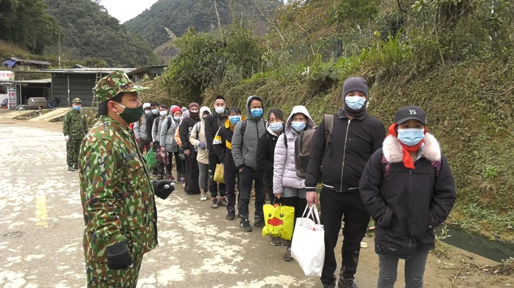 Bắt giữ 35 đối tượng nhập cảnh trái phép vào Việt Nam