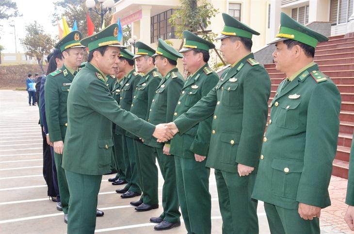 BĐBP Gia Lai chủ động xử lý mọi tình huống, quyết tâm hoàn thành xuất sắc mọi nhiệm vụ được giao