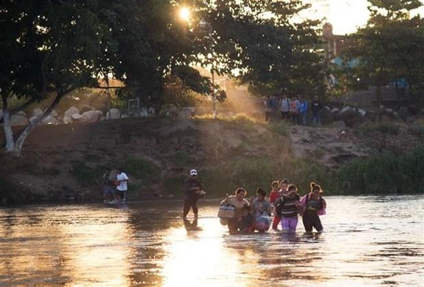 Mexico thắt chặt biên giới nhằm ngăn chặn dòng người di cư