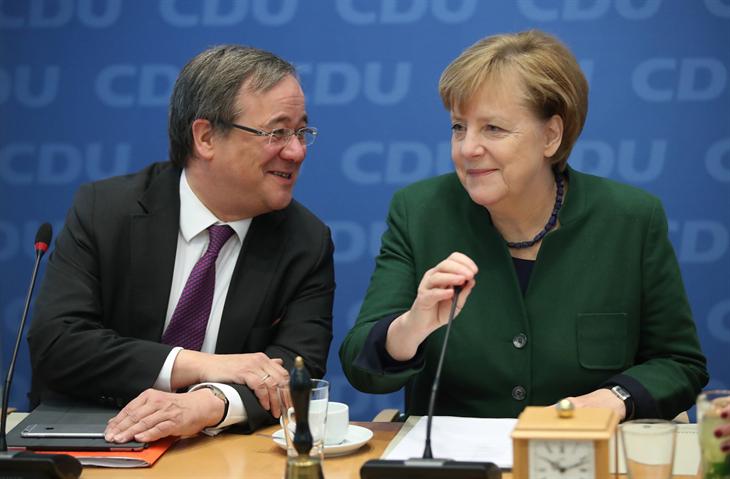 Nước Đức với kỳ vọng sóng sau xô sóng trước