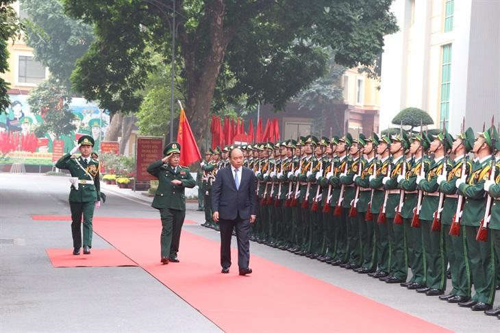 Lực lượng BĐBP đã thể hiện bản lĩnh, ý chí, trách nhiệm cùng với các lực lượng và nhân dân phòng, chống dịch Covid-19 hiệu quả