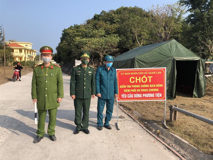 Dồn sức giữ an toàn cho bộ đội và nhân dân trước diễn biến mới của dịch Covid-19