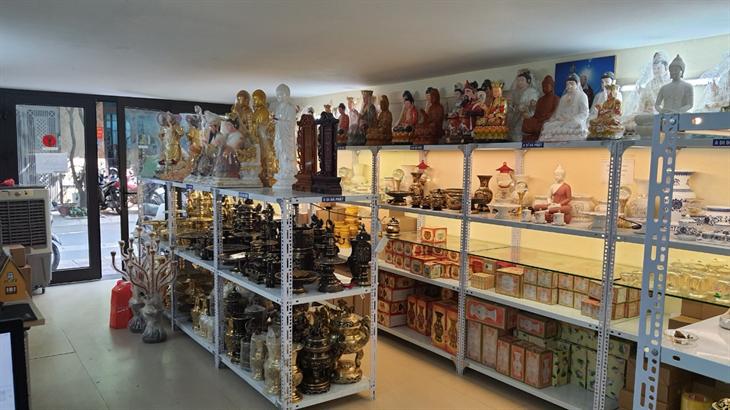 Cửa hàng Phật giáo Pháp Duyên - thăng hoa ấn phẩm tâm linh
