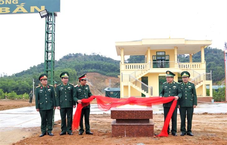 Học viện Biên phòng khánh thành trường bắn, thao trường huấn luyện giai đoạn 1