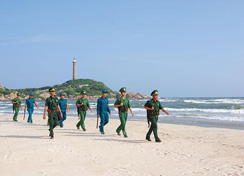 Nhanh chóng tuyên truyền, phổ biến, giáo dục đưa Luật Biên phòng Việt Nam vào cuộc sống