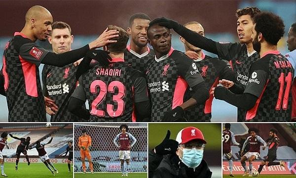 Liverpool thắng dễ dàng, Bayern Munich thua ngược tức tưởi