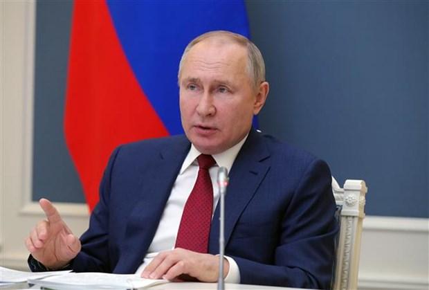 Tổng thống Putin: Nga sẵn sàng đàm phán với Mỹ về kiểm soát vũ khí