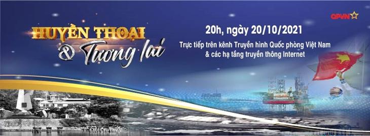 Huyền thoại và Tương lai - Chương trình giao lưu nghệ thuật về Đường Hồ Chí Minh trên biển