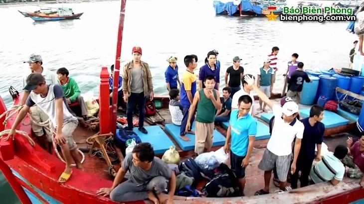 Ngăn chặn tàu cá vi phạm vùng biển nước ngoài - chìa khóa tháo gỡ thẻ vàng của EC