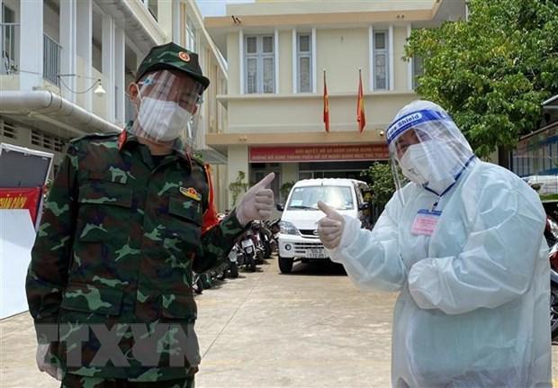 Từ thực tiễn chống dịch tại Thành phố Hồ Chí Minh đến phương thức thích ứng an toàn