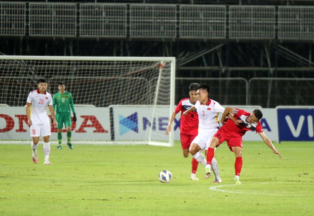U23 Việt Nam thắng đậm 3-0 trong trận giao hữu với U23 Kyrgyzstan