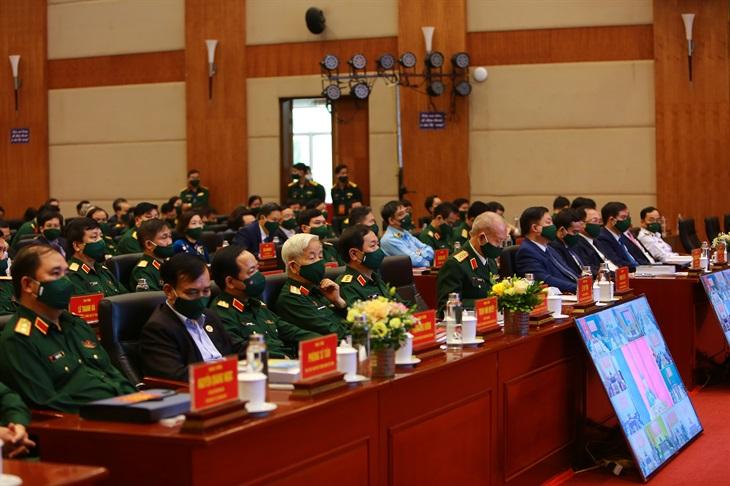 Hội thảo khoa học Đường Hồ Chí Minh trên biển - Kỳ tích lịch sử và bài học đối với sự nghiệp xây dựng, bảo vệ Tổ quốc