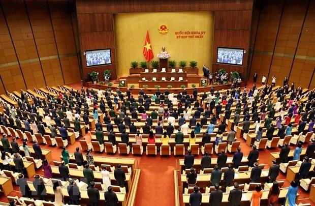 Ngày làm việc đầu tiên của Kỳ họp thứ 2, Quốc hội khóa XV