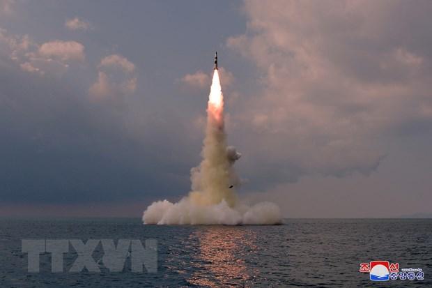 Hội đồng Bảo an họp khẩn cấp về vụ Triều Tiên phóng thử tên lửa từ tàu ngầm