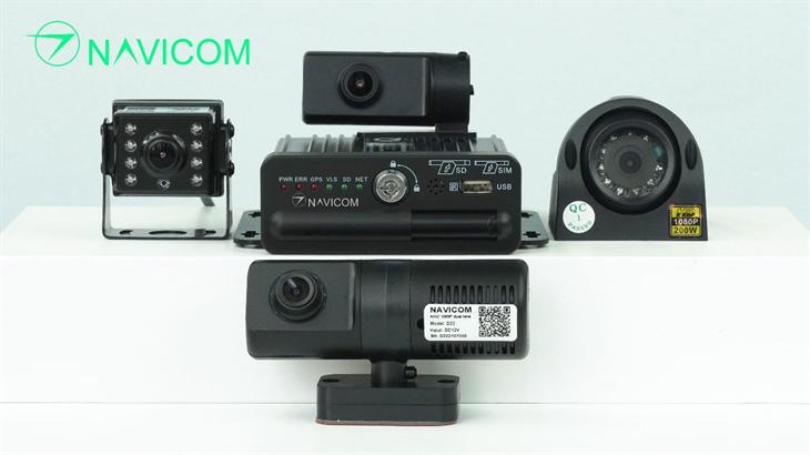 Camera đáp ứng Nghị định 10 Navicom - Giải pháp giám sát phương tiện hiệu quả cho doanh nghiệp vận tải