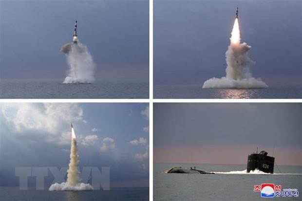 Hội đồng Bảo an họp khẩn cấp về việc Triều Tiên thử tên lửa đạn đạo
