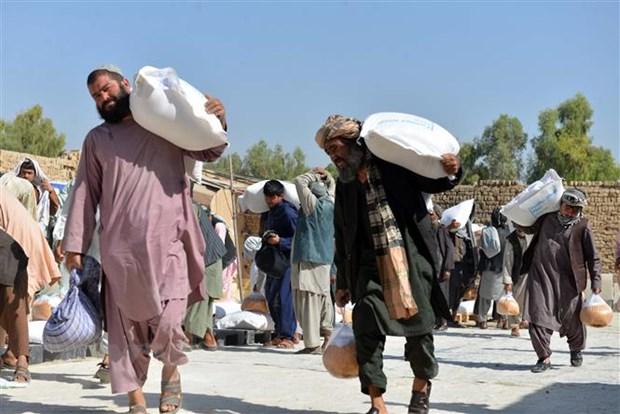 Nga kêu gọi quốc tế huy động nguồn lực hỗ trợ cho Afghanistan