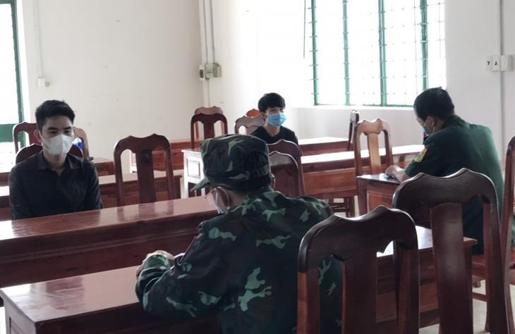 Bắt 5 đối tượng xuất cảnh trái phép qua biên giới Tây Ninh
