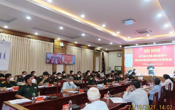 Sơ kết công tác phòng, chống dịch Covid-19 trên địa bàn Thành phố Hồ Chí Minh và các tỉnh phía Nam