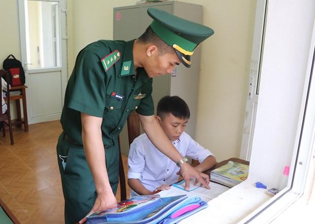Lính Biên phòng bảo vệ vững vùng biên: Phên dậu trên dãy Trường Sơn