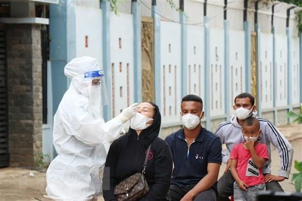 Ngày 22-10: Ghi nhận 3.985 ca nhiễm mới Covid-19, 56 ca tử vong