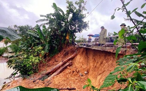 Các địa phương từ Quảng Bình-Bình Định chủ động đối phó với mưa, lũ