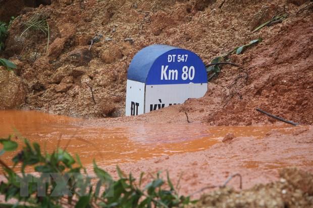 Quảng Bình đến Bình Định có mưa to, đề phòng lũ quét và sạt lở đất