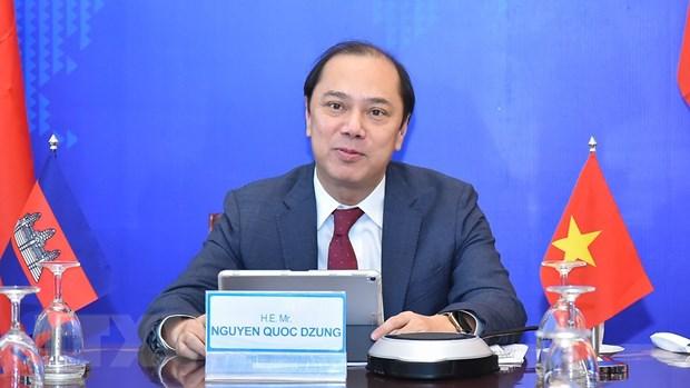 Tham khảo chính trị giữa hai Bộ Ngoại giao Việt Nam và Campuchia