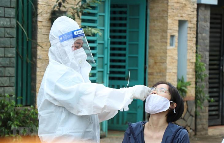 Ngày 24-10: Việt Nam ghi nhận 4.045 ca mắc mớí, 1.314 ca khỏi bệnh