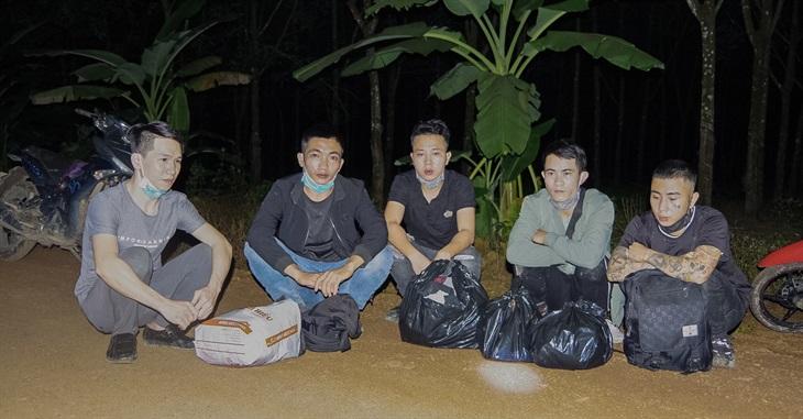 BĐBP Bình Phước liên tiếp bắt giữ 13 đối tượng xuất cảnh trái phép sang Campuchia