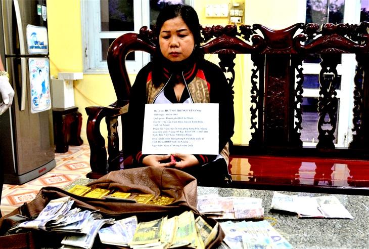 Ban Chỉ đạo 389 quốc gia gửi Thư khen BĐBP An Giang