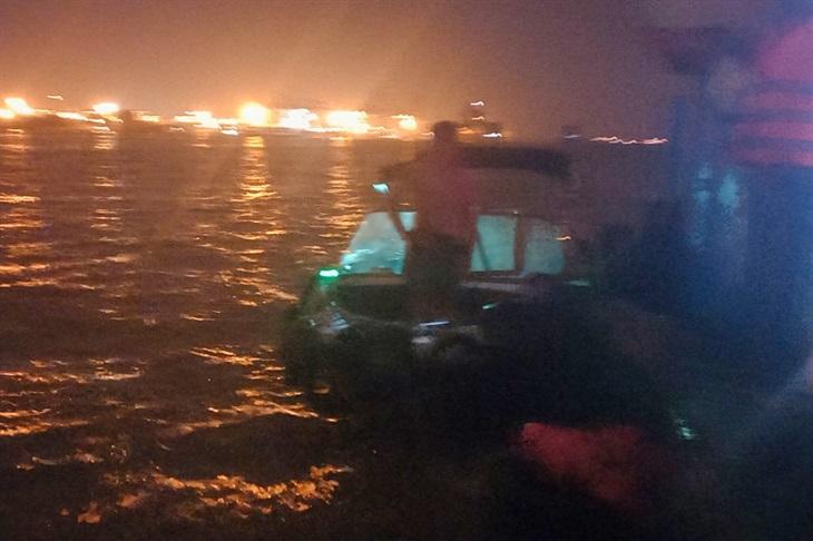 Cứu sống 2 người dân gặp nạn trên sông Đồng Nai