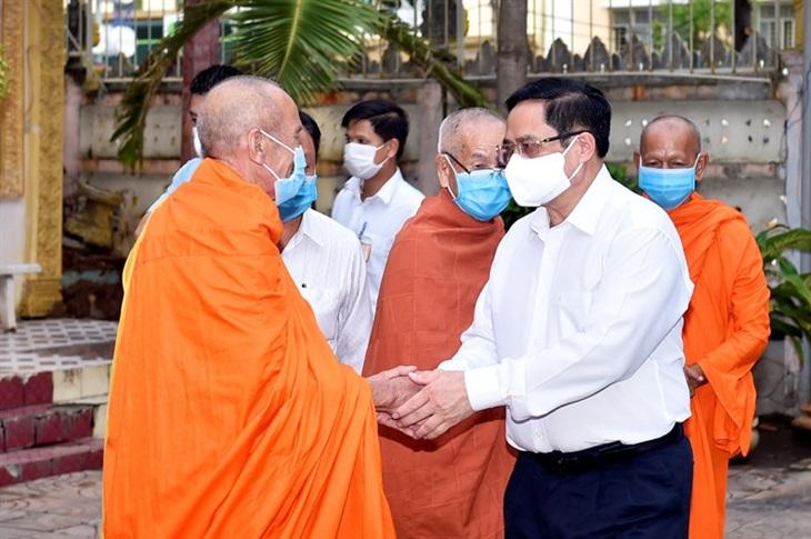 Thủ tướng Chính phủ gửi thư cho các chức sắc, chức việc tôn giáo và đồng bào có đạo