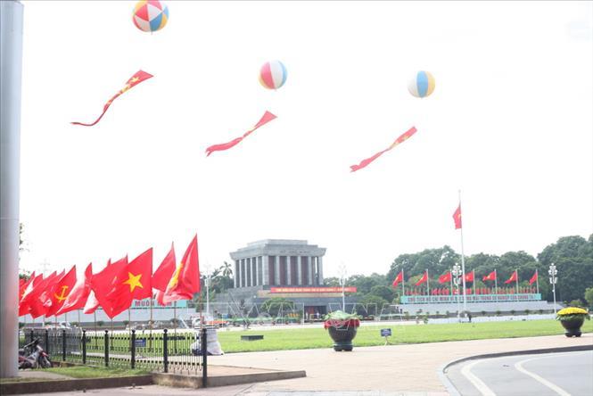 Mùa Thu Hà Nội nhớ ngày giải phóng Thủ đô