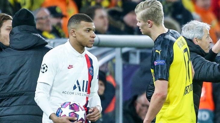 UEFA Champions League:Bình minh mới ló rạng ở châu Âu
