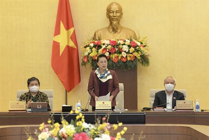 Quốc hội sẽ kiện toàn một số chức danh trong bộ máy Nhà nước tại Kỳ họp thứ 11, Quốc hội khóa XIV