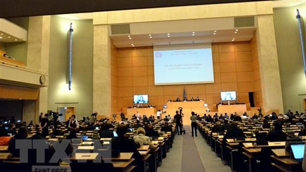 Khai mạc khóa họp thường kỳ 46 Hội đồng Nhân quyền Liên hợp quốc