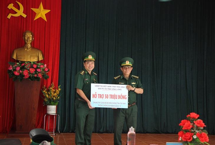 BĐBP Tây Ninh chủ động làm tốt công tác nắm tình hình, kiểm tra, kiểm soát chặt chẽ tuyến biên giới