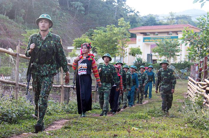 Không ngừng phát huy bản chất cách mạng và truyền thống tốt đẹp của lực lượng vũ trang nhân dân