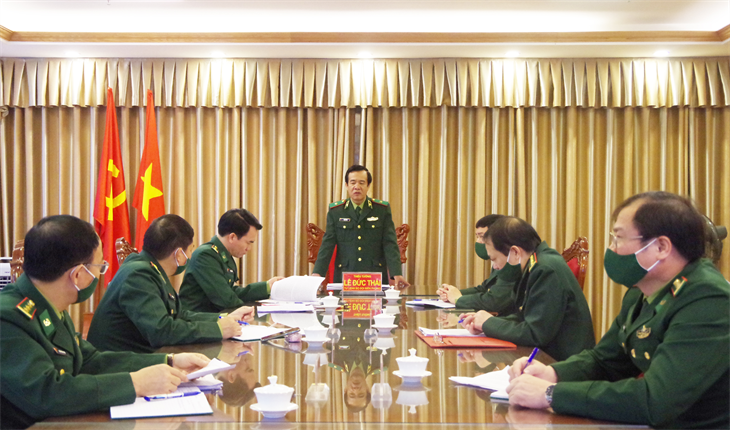 Chủ động nắm chắc tình hình, bảo vệ vững chắc chủ quyền lãnh thổ, ninh biên giới quốc gia