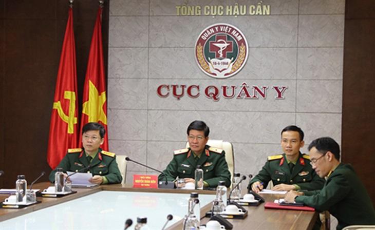 Quân y các nước ASEAN sẵn sàng chia sẻ về tiếp tế quân y trong phòng, chống dịch Covid-19