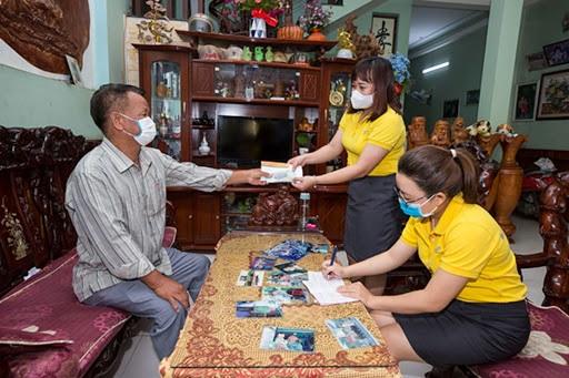 Chi trả lương hưu tháng 3, 4-2021 cùng một kỳ tại một số tỉnh, thành phố
