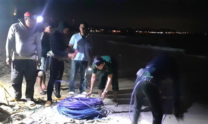 Đã tìm thấy nạn nhân thứ hai tử vong khi tắm biển tại Mũi Né