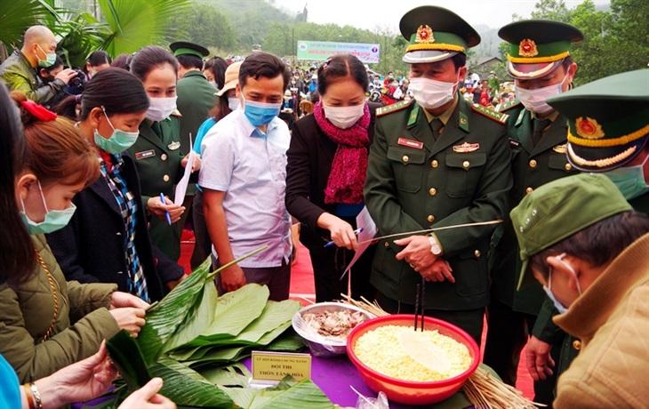Sôi nổi các hoạt động Xuân Biên phòng - Ấm lòng dân bản tại Quảng Bình