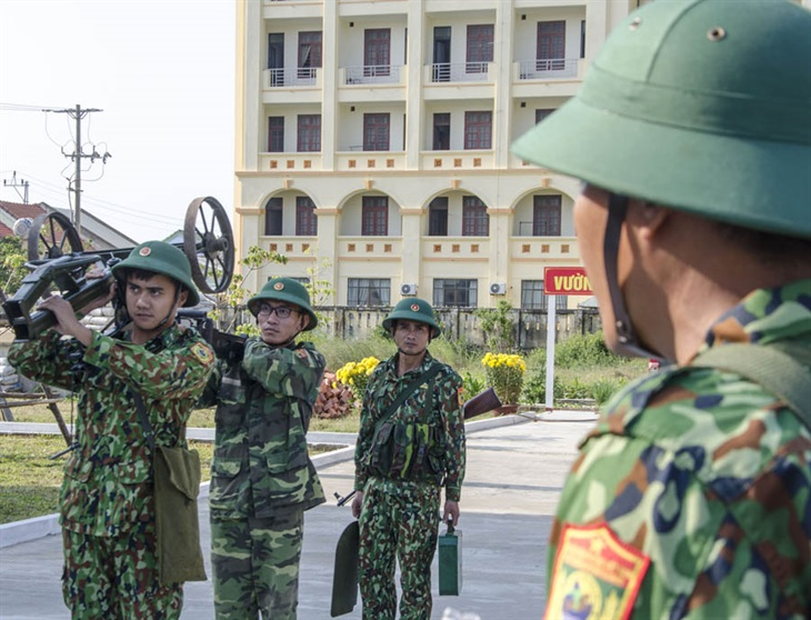 Kiểm tra công tác chuẩn bị huấn luyện và phòng, chống dịch Covid-19 tại Thừa Thiên Huế và Quảng Nam